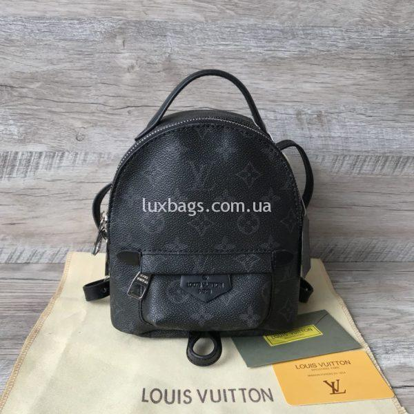 Женский мини рюкзак Louis Vuitton Луи Виттон фото 2