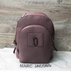 рюкзак Marc Jacobs розового цвета небольшой