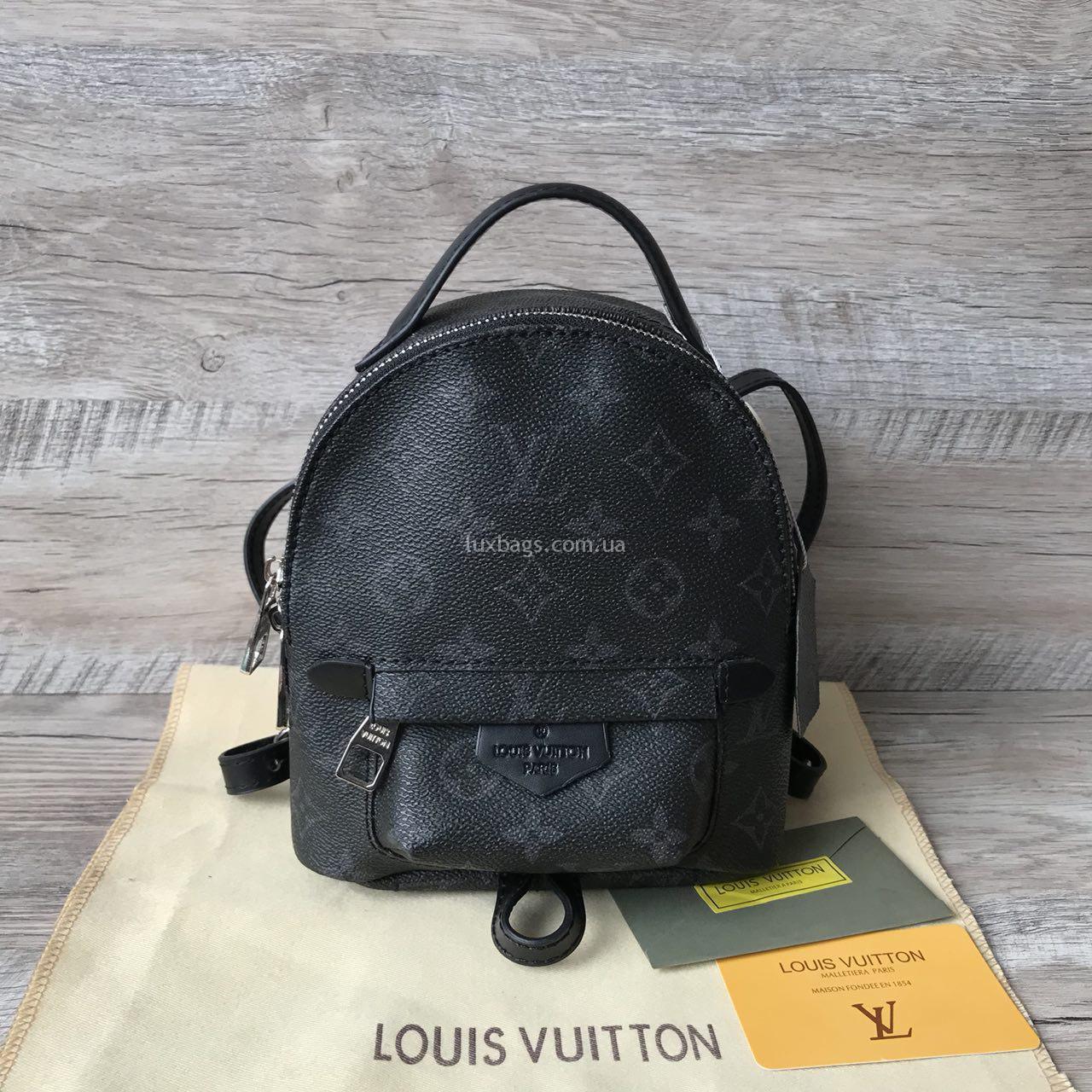 1fb25d20cff0 Женский мини рюкзак Louis Vuitton Луи Виттон Купить на lux-bags