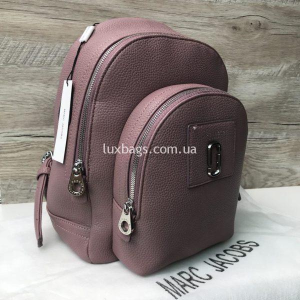 розовый городской рюкзак Marc Jacobs