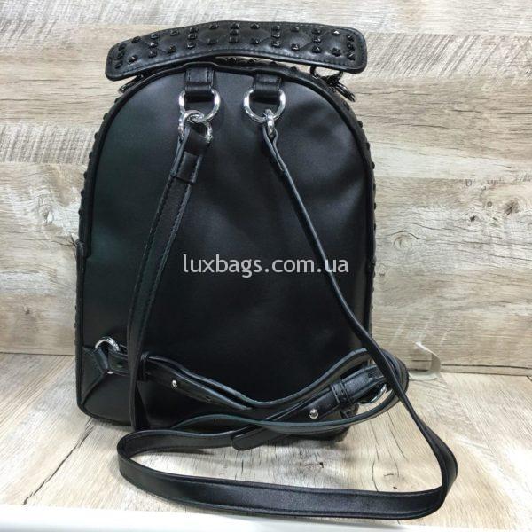 Женский рюкзак-сумка в стиле Valentino фото 5