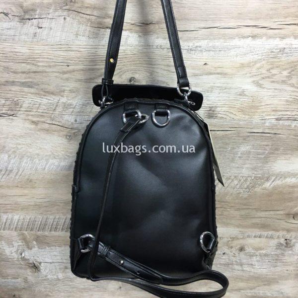 Женский рюкзак-сумка в стиле Valentino фото 2