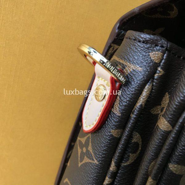 Женская сумка Louis Vuitton Pochette Metis monogram фото 3