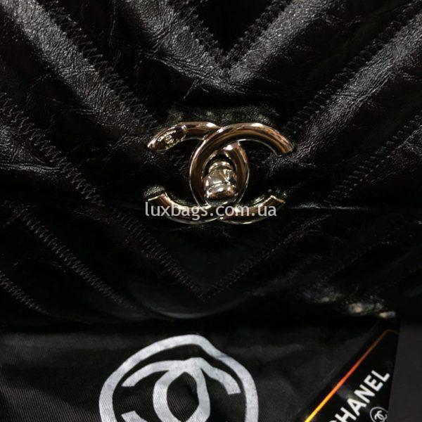 Женская сумка Chanel Chevron реплика фото6
