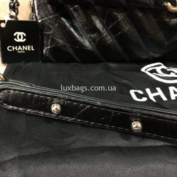 Женская сумка Chanel Chevron реплика фото