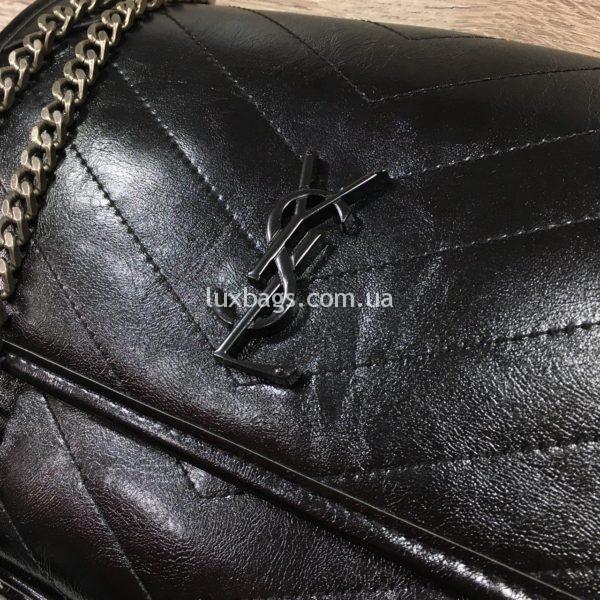 Женская сумка Yves Saint Laurent на цепочке фото 5