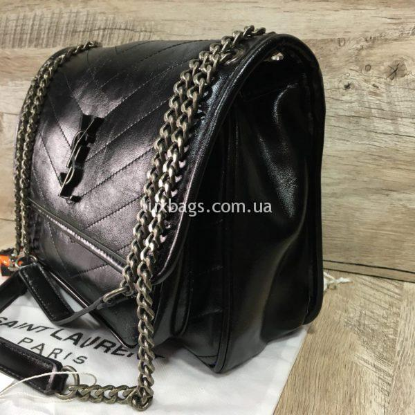 Женская сумка Yves Saint Laurent на цепочке фото 1