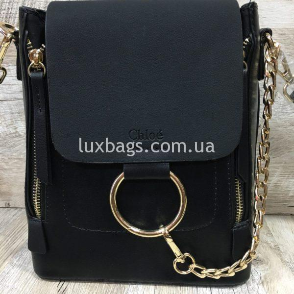 Женская рюкзак-сумка CHLOÉ фото 6