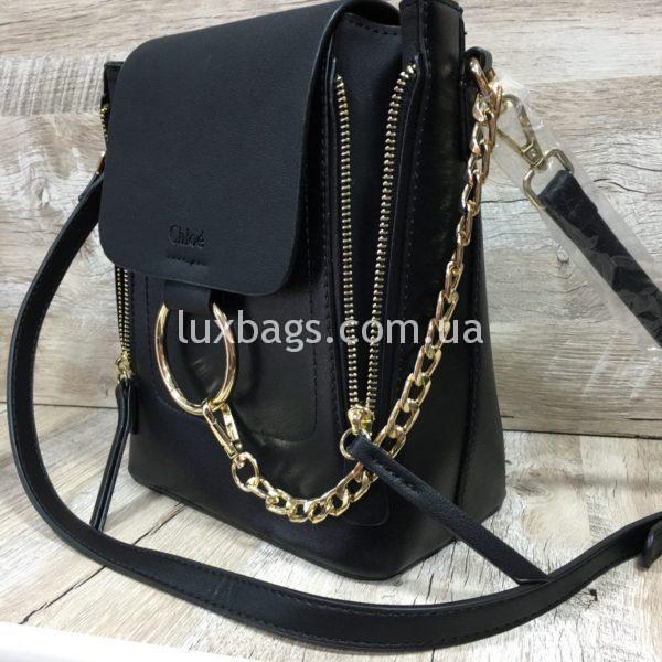 Женская рюкзак-сумка CHLOÉ фото 4