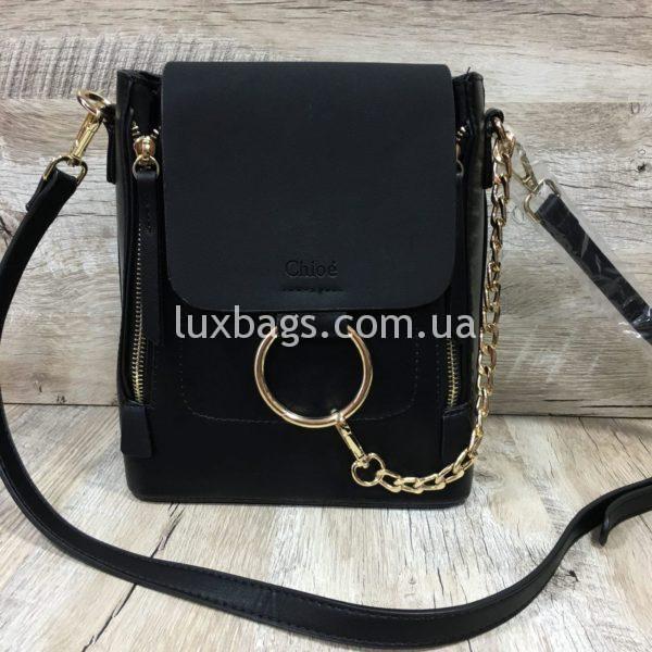 Женская рюкзак-сумка CHLOÉ фото 3