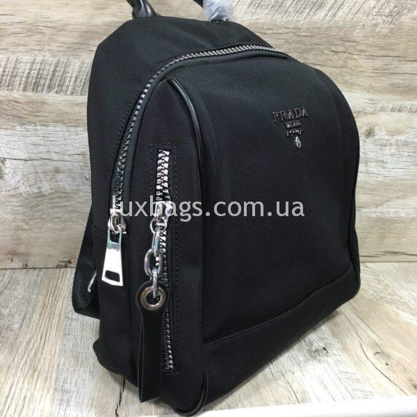 Женский рюкзак PRADA прада реплика фото 5