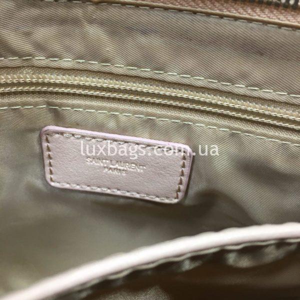 сумка-клатч Yves Saint Laurent розовая фото 2