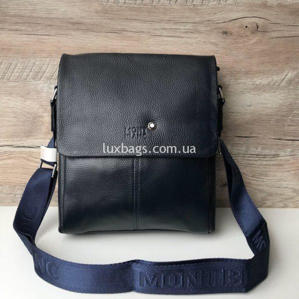 Мужская сумка Mont Blanc через плечо