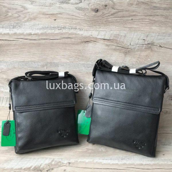 Мужские сумки через плечо Prada реплика фото