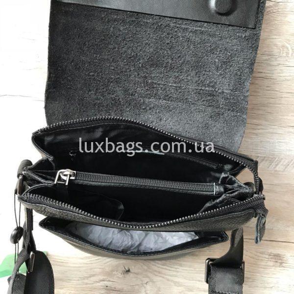 Мужская сумка через плечо Prada реплика фото