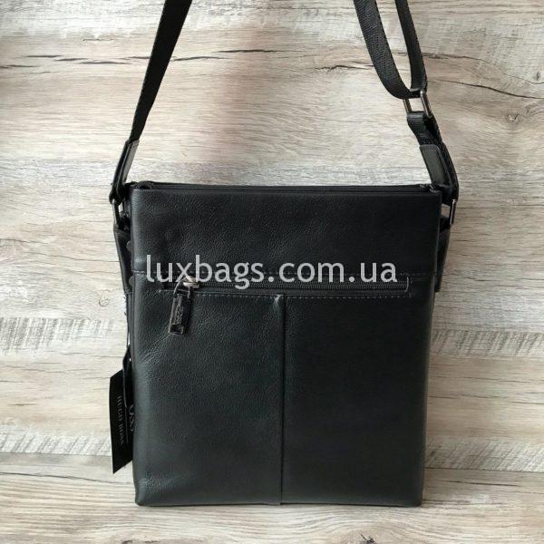 Мужская сумка через плечо Hugo Boss реплика фото 4
