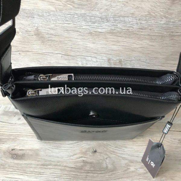 Мужская сумка через плечо Hugo Boss реплика фото 3