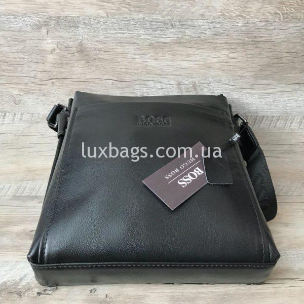 Мужская сумка через плечо Hugo Boss реплика фото 1