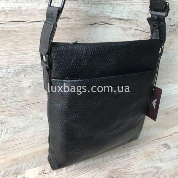 мужская сумка Armani реплика через плечо фото