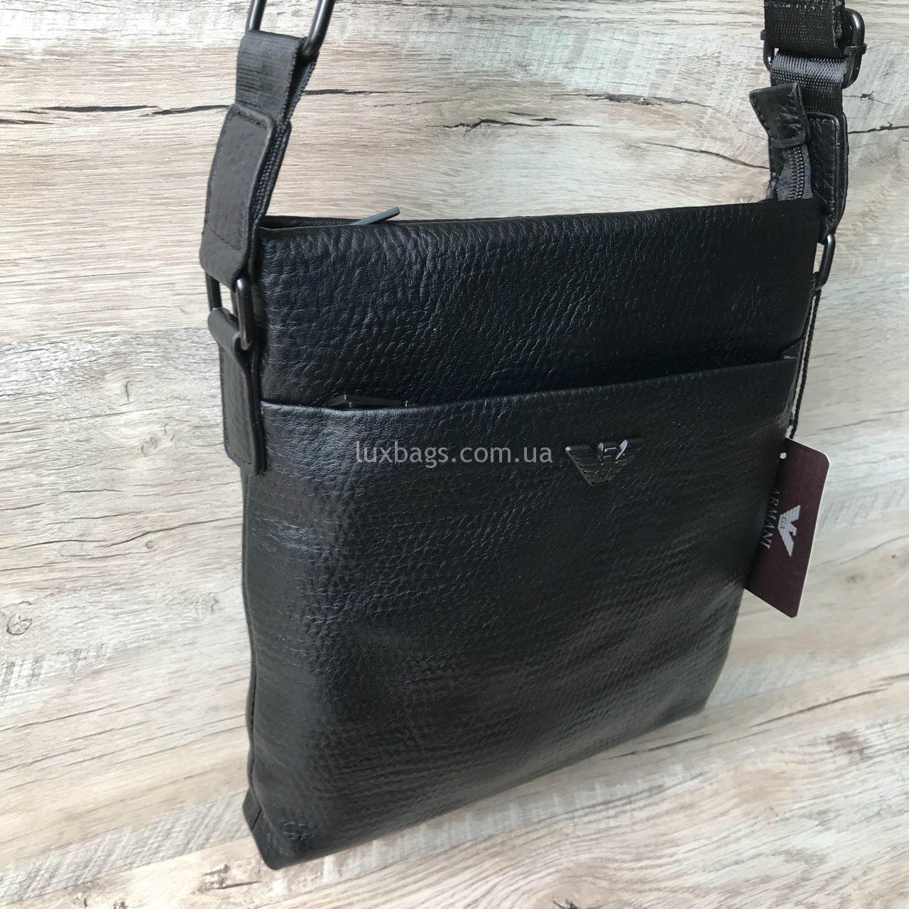 cd44df68807d Мужская сумка Armani (Армани) через плечо Купить Недорого