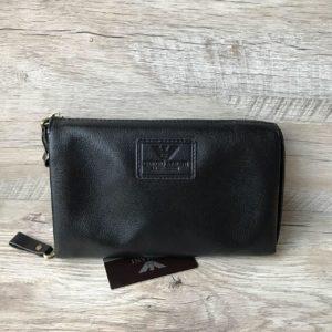 барсетка портмоне кошелек Armani из кожи