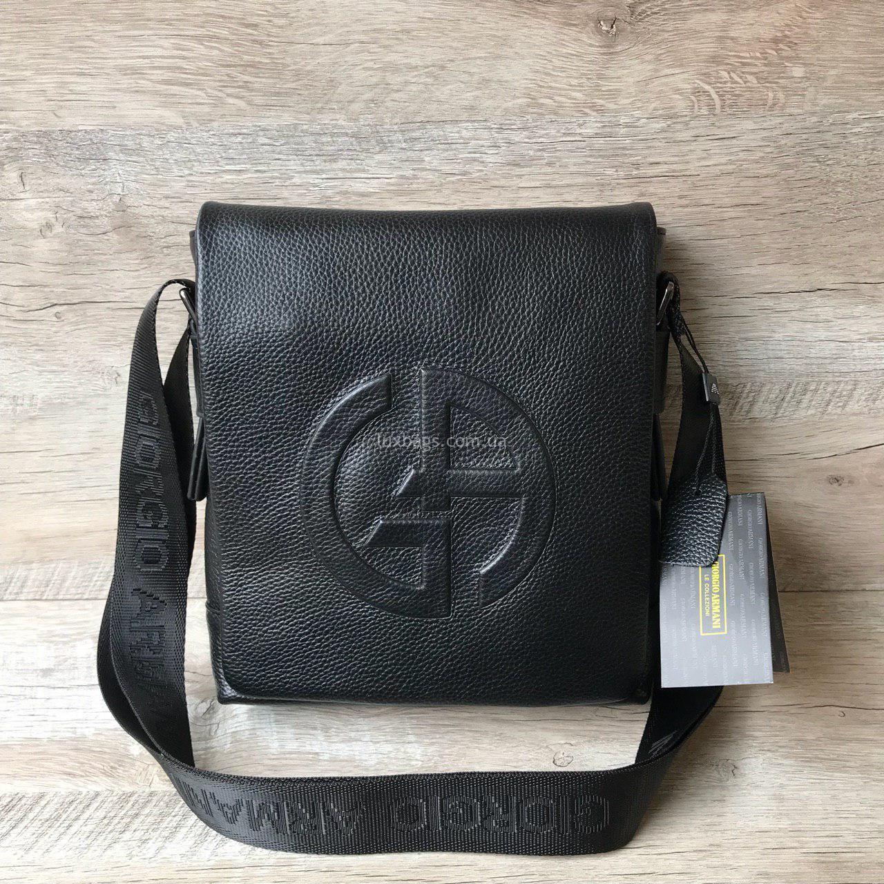 97cfff04eaf8 Мужская сумка Armani через плечо Купить Недорого | lux-bags