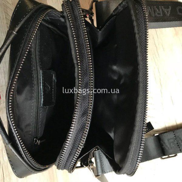 сумка-барсетка Armani через плечо 7