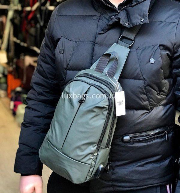 Мужская сумка слинг 10