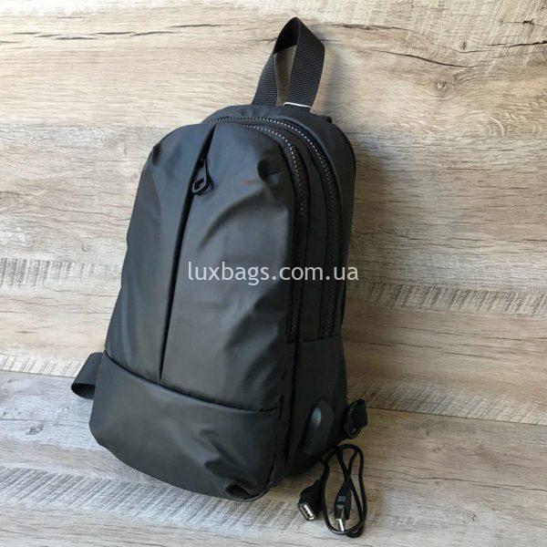 Мужская сумка слинг 2