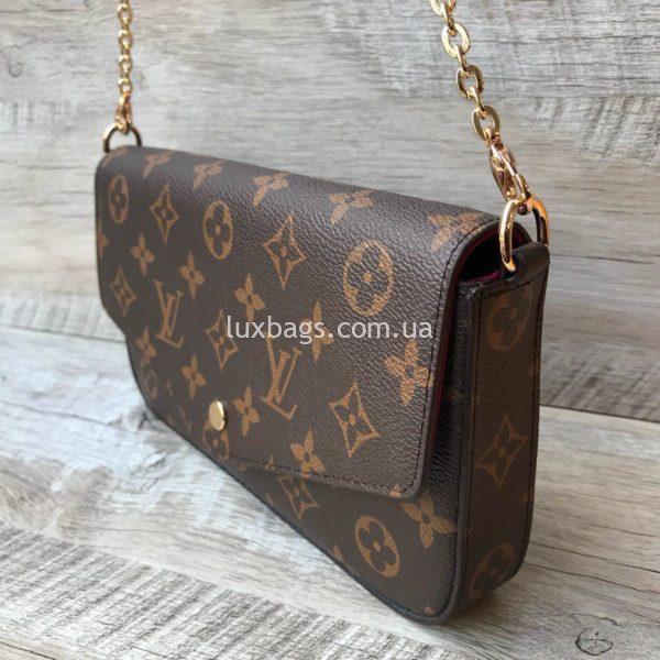 клатч Louis Vuitton 1