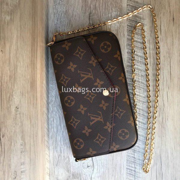 клатч Louis Vuitton 10
