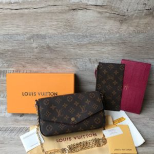 клатч Louis Vuitton 8
