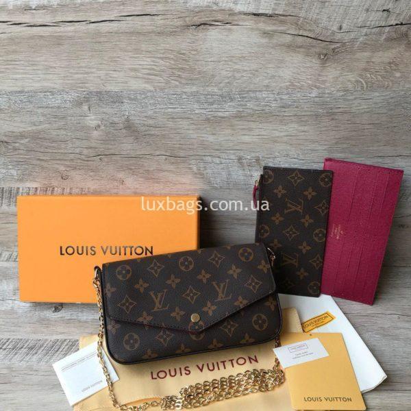 клатч Louis Vuitton 8