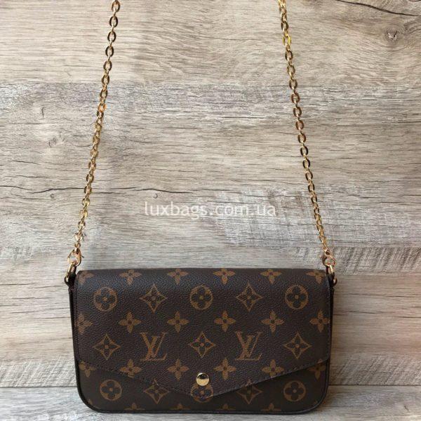 клатч Louis Vuitton 9