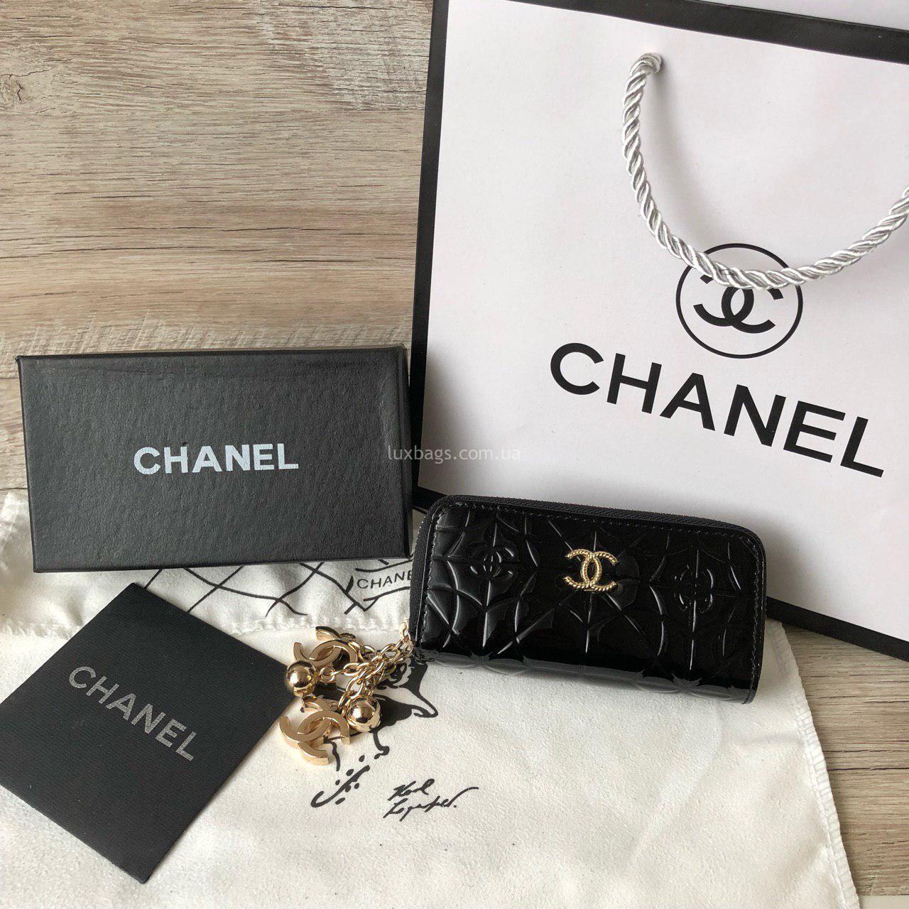 ffac097e9397 Карманная кожаная ключница Chanel Купить на lux-bags Недорого