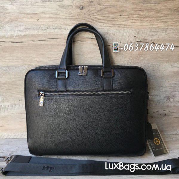 деловой мужской портфель из кожи 4