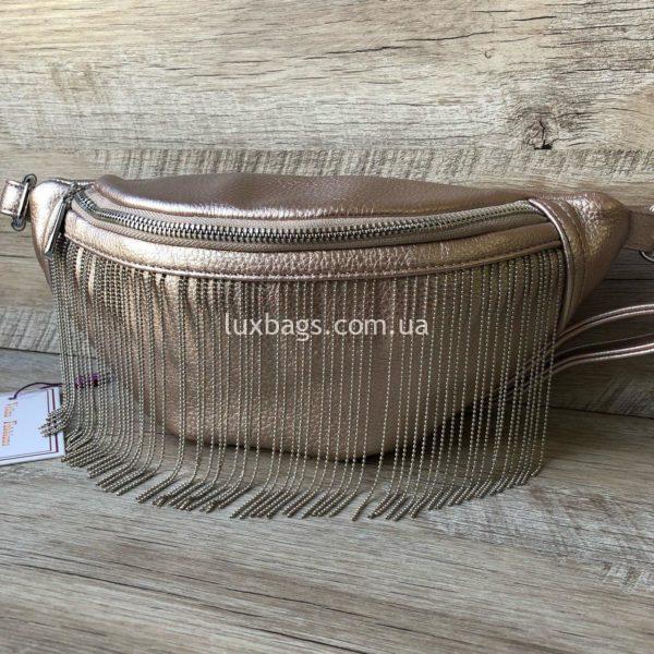 стильная поясная сумка