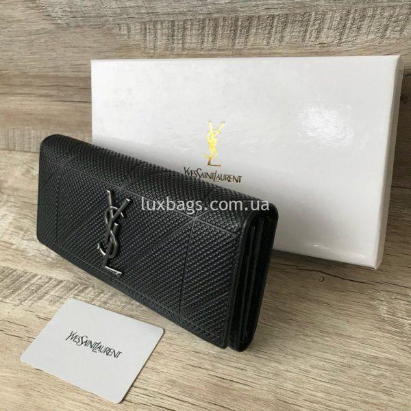кошелек женский черный 2