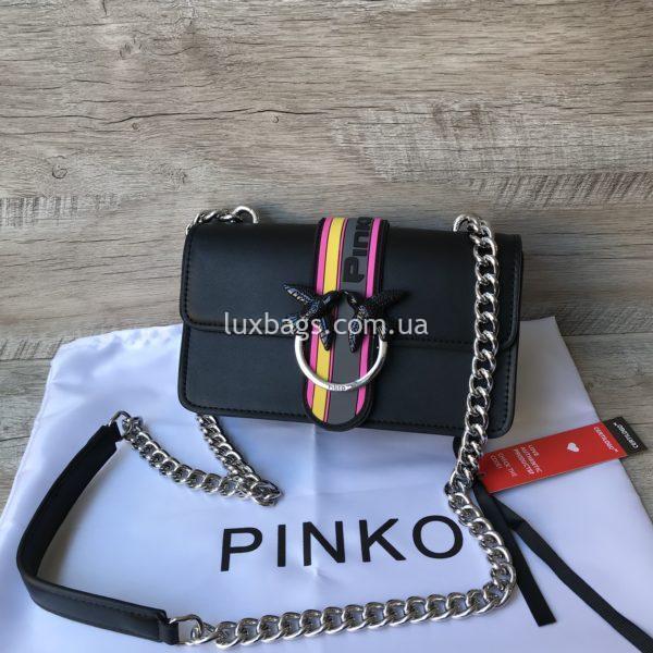 сумка пинко черная 2