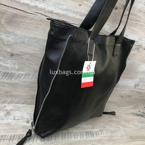 женская сумка на плечо из кожи 4