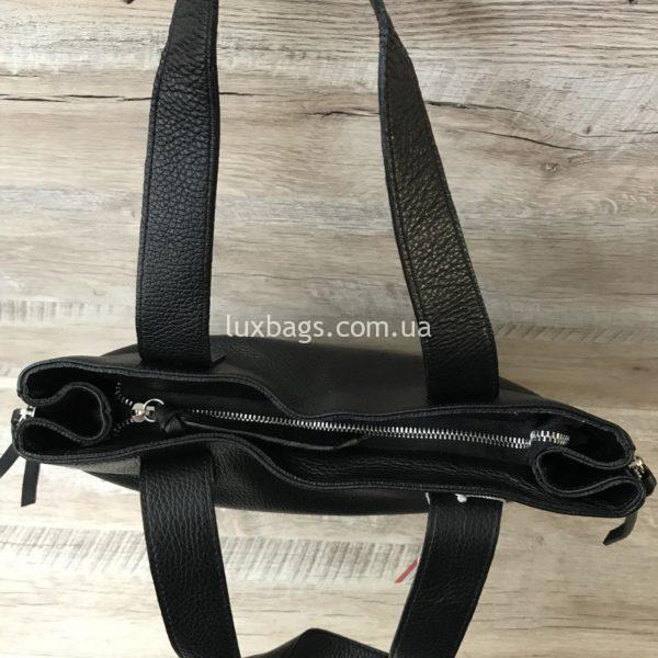 женская сумка на плечо из кожи 7