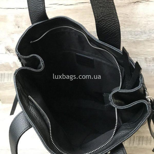 женская сумка на плечо из кожи 8
