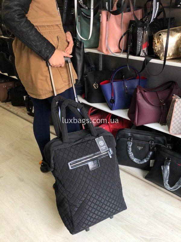 дорожная сумка Chanel 9