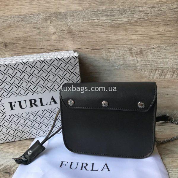 сумка furla черная 2