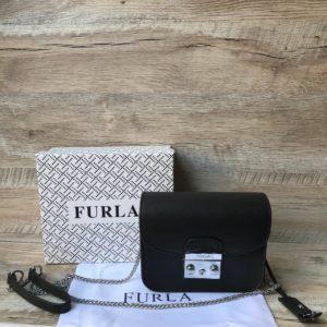 сумка furla черная 4
