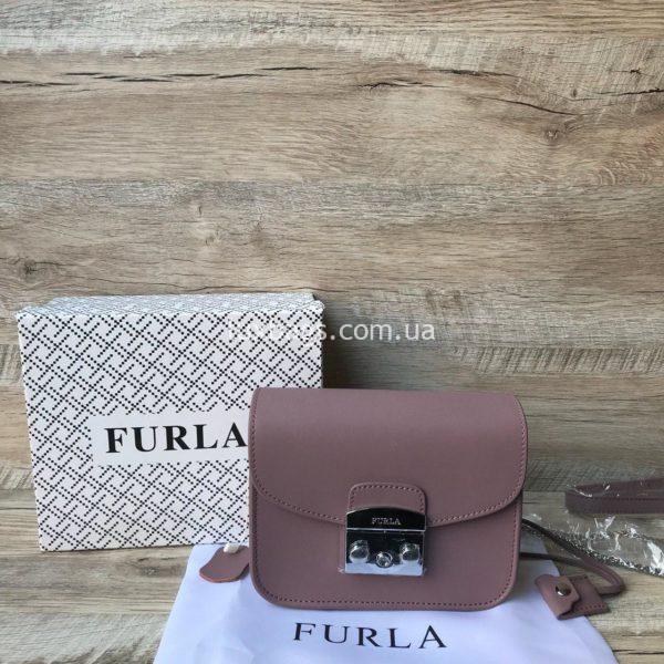 сумка furla розовая