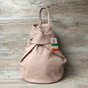 итальянский рюкзак женский