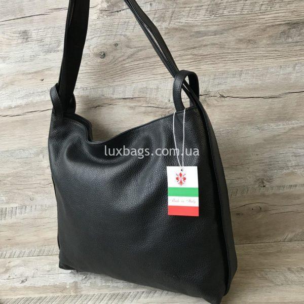 итальянская сумка-рюкзак 2