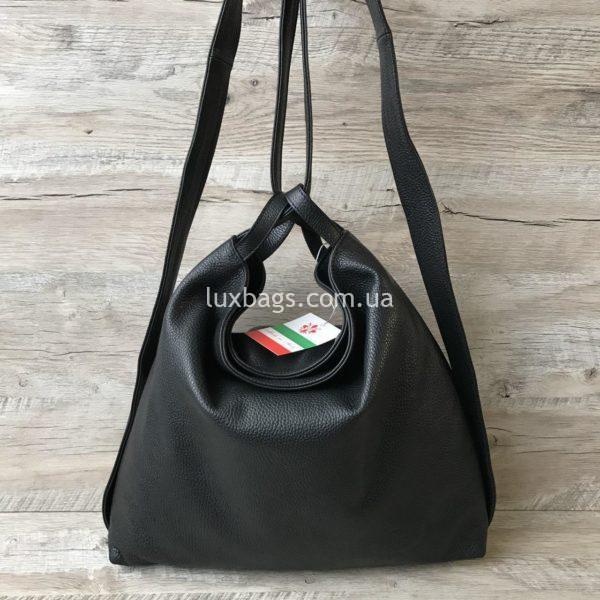 итальянская сумка-рюкзак 6