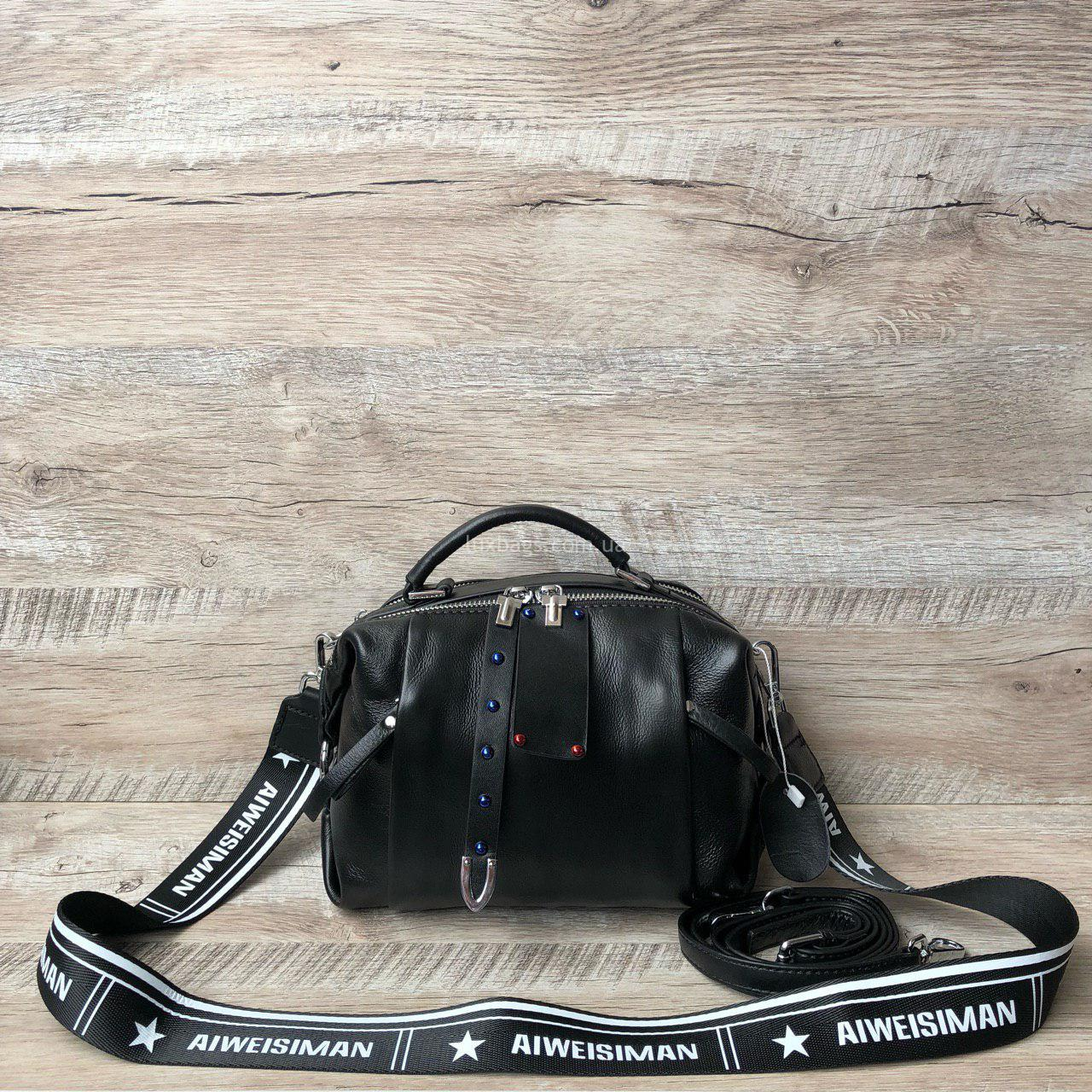 751674689ac7 Кожаная женская сумка с короткой ручкой купить на lux-bags
